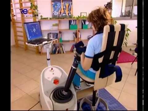 ReoGo (Motorika, Israel). Роботизированная механотерапия