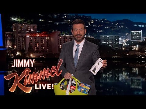 Jimmy Kimmel gets kids to 'explain' the Easter holiday