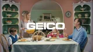 Geico - Unskippable Family 30 sec.