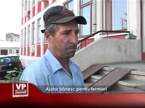 Ajutor bănesc pentru fermieri