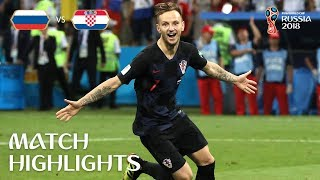 Video Russia v Croatia - 2018 FIFA World Cup Russia™ - Match 59 MP3, 3GP, MP4, WEBM, AVI, FLV Agustus 2018