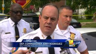 3-year-old girl dies in drive-by shooting - YouTube