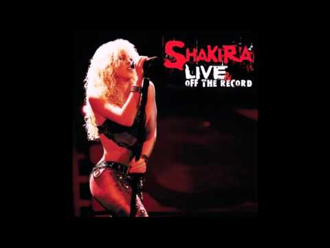 Shakira - Ciega, Sordomuda (Live) [Audio]
