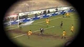 Roberto Stellones wuchtiger Kopfball gegen Cosenza