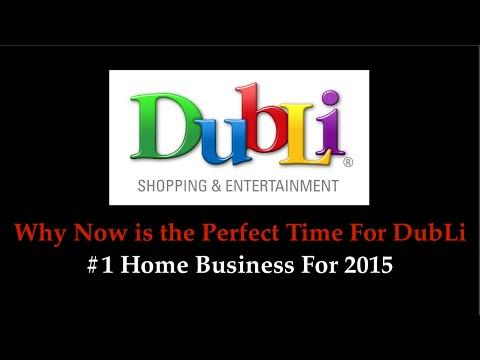 DubLi Network | Best 2015 Home Business | DubLi Ecommerce