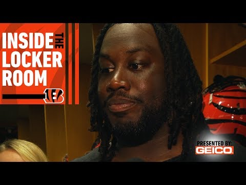 Inside the Locker with Trey Hopkins | Week 2 vs. San Francisco