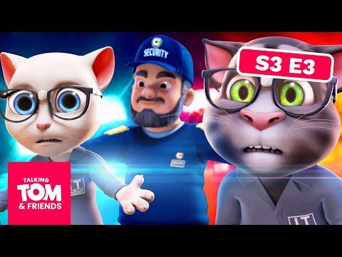 Talking Tom and Friends - Mission: Delete | Season 3 Episode 3