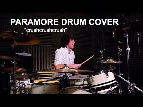 crushcrushcrush - Hey everyone! I really hope you enjoyed this drum cover! These drum covers are purely for fun and that's how I approach everything I do. If you like my video...