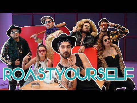 Roast Yourself Challenge BerthOh FT. Saak