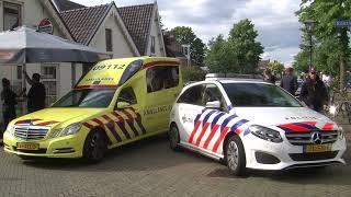 Gewonde bij ernstig incident op Kolkplein