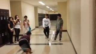 Video Cool kids VS nerds! Dance battle (Clark DFC) MP3, 3GP, MP4, WEBM, AVI, FLV Februari 2019
