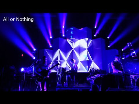Mutemath - Making of 2012 Spring Odd Soul Tour [Webisode]