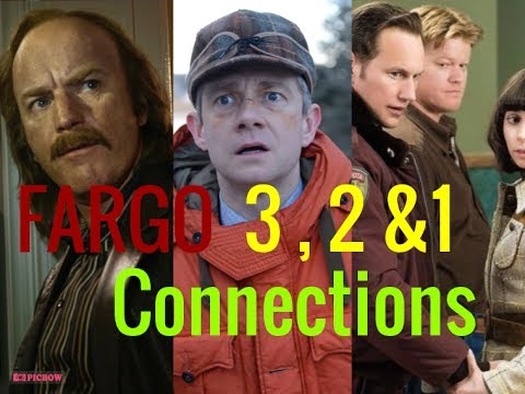 FARGO SEASON 3 CONNECTIONS TO SEASON 2 & 1 | MUST WATCH | SPOILER ALERT | GOD MUST BE CRAZY