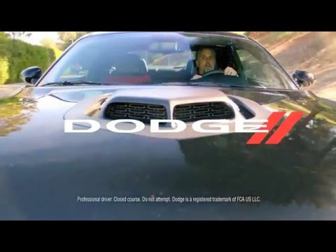 """2016 DODGE """"Commence to Rock"""" Commercial - Los Angeles, Cerritos, Downey CA - NEW Challenger & Charger"""