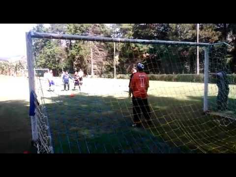 Gol do Francisco em Pirangucu