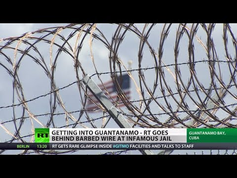 gitmo - Everyone may know the name of America's most-notorious prison - but few know what really happens behind the barbed wire at Guantanamo. RT has been given rare...