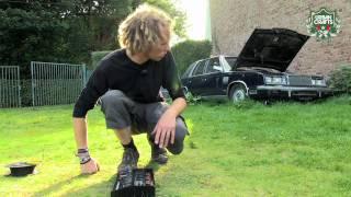 Thomas Desmet – Pyrotechnique