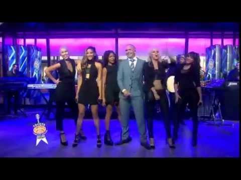Pitbull Feat G.R.L. - Wild Wild Love (Live @ Today Show 31-03-2014)