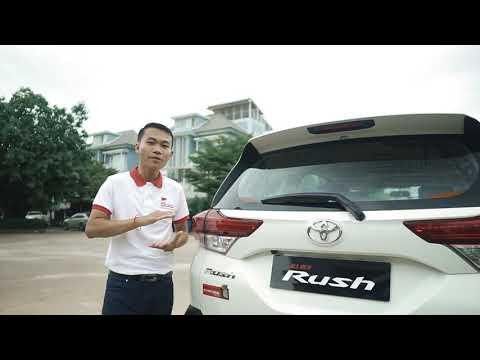 វីដេអូ Review Toyota Rush 2020