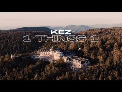 KEZ - FIRST THINGS FIRST [prod. by J.Romenoe & Ersonic]