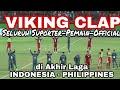 Download Lagu Pasti Merinding..! Saat Seluruh Pemain, Official Viking Clap bersama seluruh Suporter di akhir laga Mp3 Free
