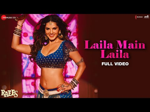 Download Laila Main Laila - Full Video | Raees | Shah Rukh Khan | Sunny Leone | Pawni Pandey | Ram Sampath HD Mp4 3GP Video and MP3