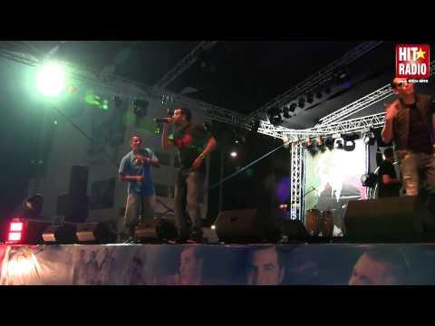 Live de Holiday (Sebt Sebt) de H-Kayne au Festival Méditerranéen d'Al Hoceima avec HIT RADIO