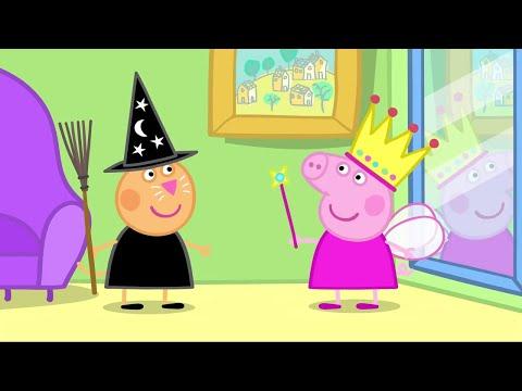 Peppa Pig em Português Festa de fantasia Compilacao de episodios  30 Minutos  Desenhos Animados
