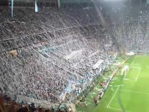 Grêmio 1 x 0 Botafogo Recepção  Geral do Gremio - Geral do Grêmio - Grêmio