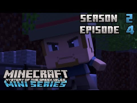 Clash in the Canal | Minecraft Mini Series: Season 2 | Episode 4