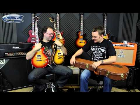 Gibson - Chappers & the Captain spent a day going through the new Gibson guitars released for 2014. The videos will be released every 4-5 days over the next 5-6 weeks...