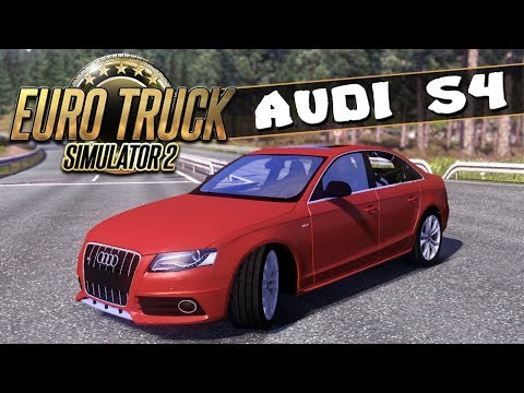 euro truck simulator 2 audi s4. Black Bedroom Furniture Sets. Home Design Ideas