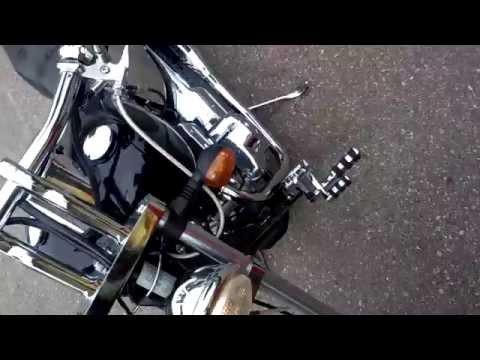 Chopper Cruiser Johnny Pag Spyder 300cc