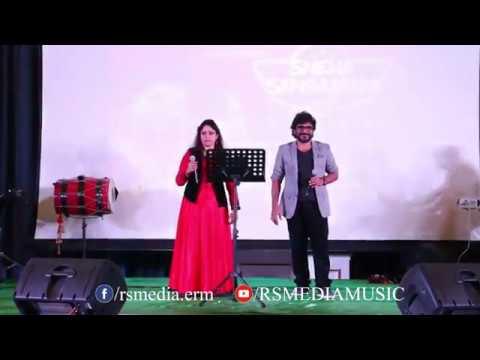 Video Tharapadham Chedoharam Live  | താരാപഥം ചേതോഹരം | Singers : Afsal & Lekha Ajay | RS Media download in MP3, 3GP, MP4, WEBM, AVI, FLV January 2017