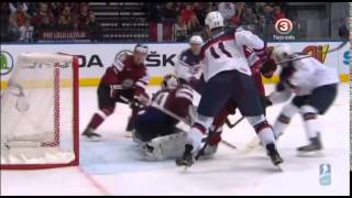 Latvia vs USA IIHF 2014 (6:5) WC.