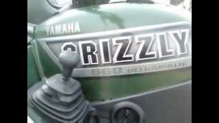 5. 2002 Yamaha Grizzly 660 4x4