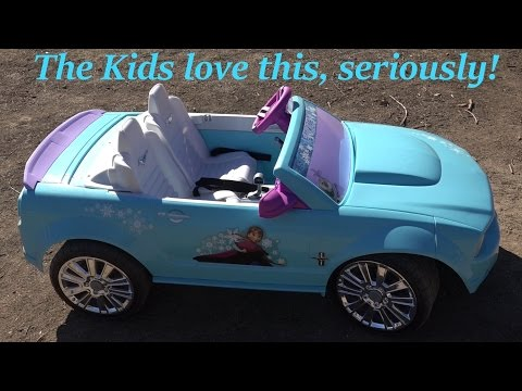Blue Mustang Power Wheels Ford Mustang Power Wheels