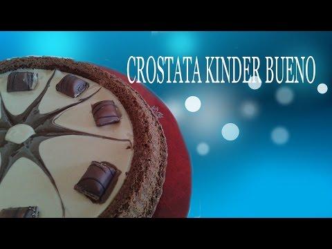 torta kinder bueno - che bontà. ricetta facile e veloce.