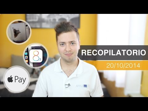 ID - Hoy en nuestro recopilatorio de noticias hablamos de: iOS 8.1, de la actualización de la app de Dropbox haciéndola compatible con el Touch ID, de las pulseras Fitbit y de una explosión de...