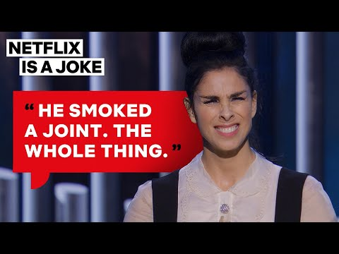 Sarah Silverman & Dave Chappelle Are Comedy BFFs | The Mark Twain Prize | Netflix Is A Joke
