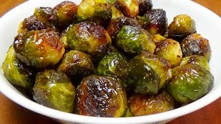 If you've always boiled your Brussel Sprouts then it's time you try a change and roast them. This green veggie is healthy and good...