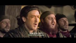 Dragon Blade Soundtrake   Song Of Peace   Light Of Rome Hd  English Subtitle