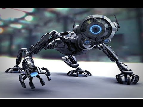 I. 30 Coolest Robots U Never Knew Existed. Japanese Technology Robotics. Part 1.