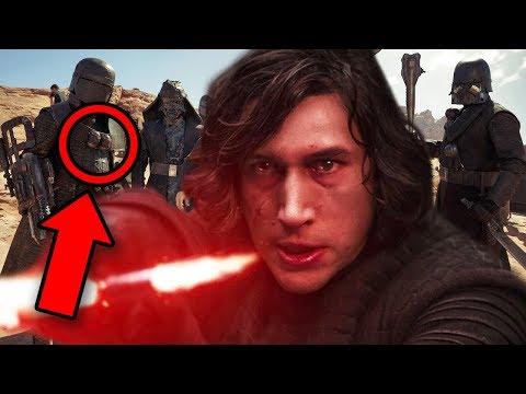 Star Wars Rise of Skywalker KNIGHTS OF REN Revealed!