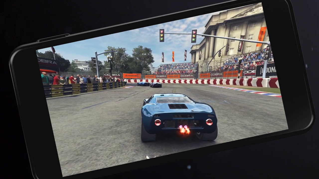 'GRID Autosport' Gets New Trailer Touting Its Mobile Features