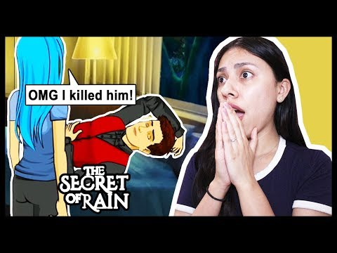 I ACCIDENTLY KILLED MY BOYFRIEND! - THE SECRET OF RAIN (Episode 25) - App Game
