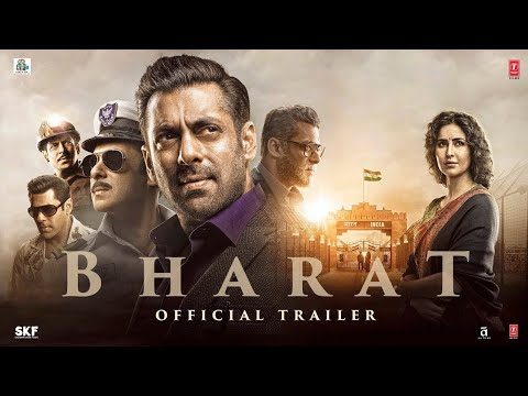 BHARAT   Official Trailer   Salman Khan   Katrina Kaif   EID Movie Releasing On 5 June
