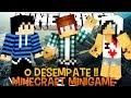 Vários Minigames em 1 - O Desempate (c/ Nenho e Nenha) Minecraft