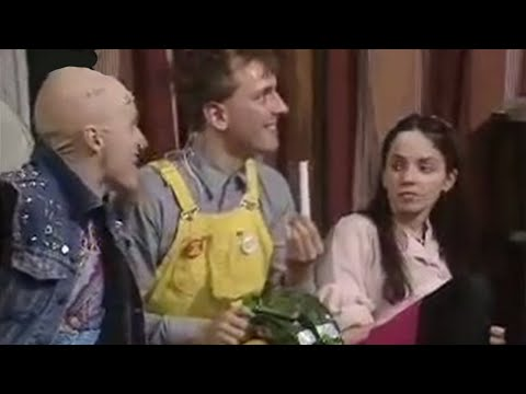 The party - The Young Ones - BBC comedy