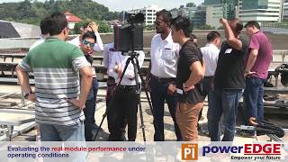 Design, Construction, Commissioning and Quality Control of Grid Connected PV Plants